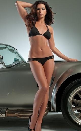 Danica Patrick Bikini Pics