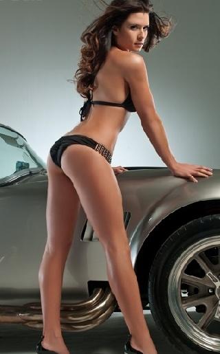 Danica Patrick Bikini Pictures