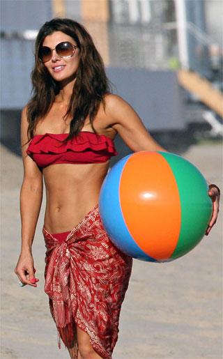 Ali Landry Bikini Pics