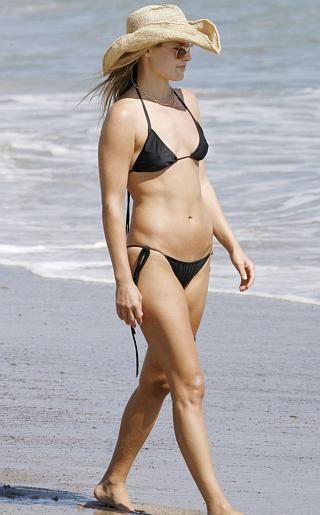 Ali Larter Bikini Pictures
