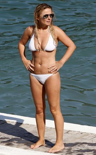 Geri Halliwell Bikini Pictures