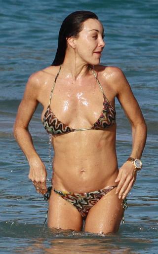 Tamara Mellon Bikini Pictures