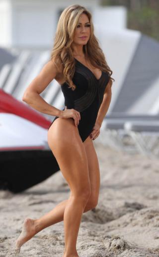 Claudia Molina Bikini Pictures