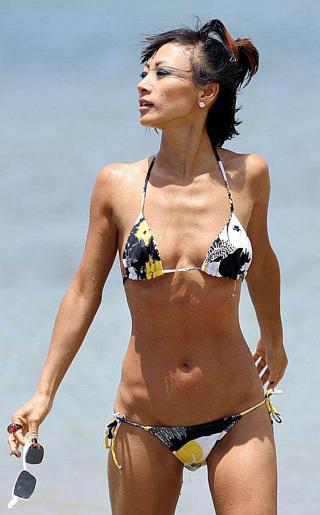 Bai Ling Bikini Pictures