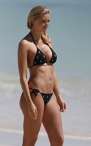 Kelly carlson bikini absolutely