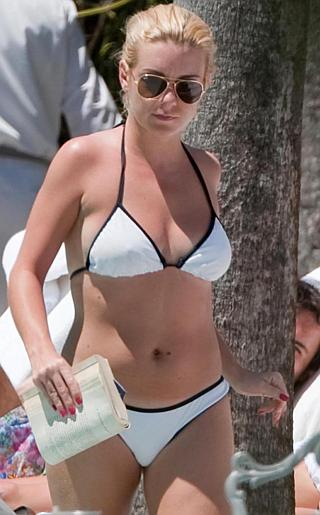 Sheridan Smith Bikini Pictures