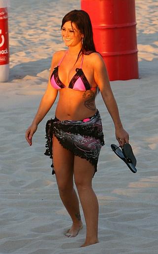 Jwoww Bikini Pictures