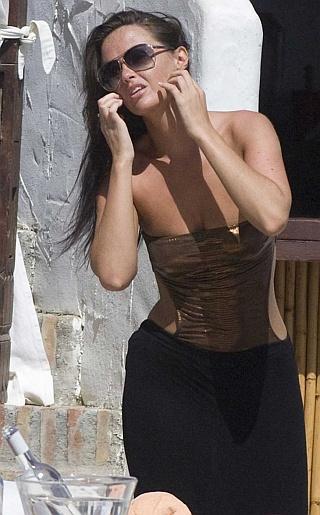 Jennifer Metcalfe Bikini Pictures