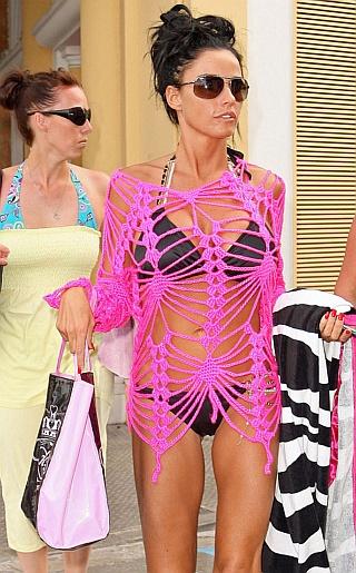 Katie Price Bikini Pictures