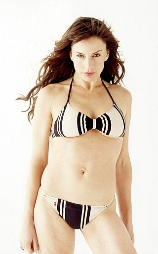 Krista Allen Bikini Pictures
