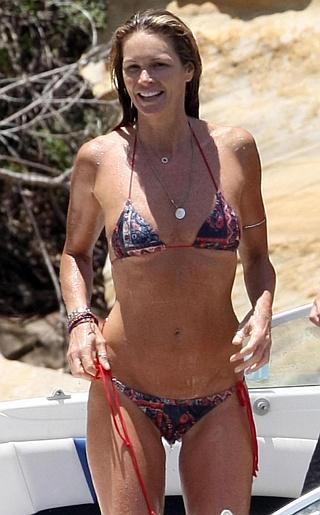 Elle Macpherson Bikini Pictures