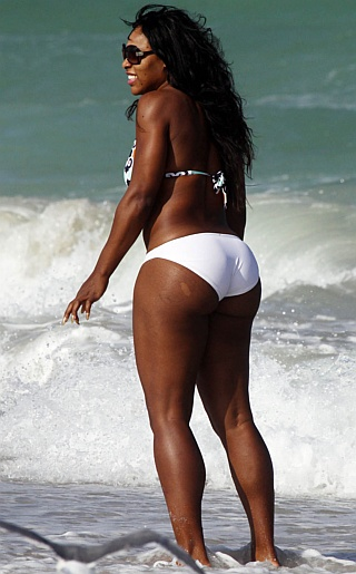 Serena Williams Bikini Pictures