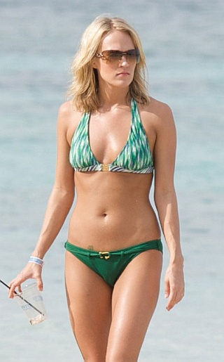 Carrie Underwood Bikini Pictures. Mix match sets are great for many reasons, ...
