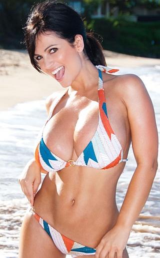 Denise Milani Bikini Pictures