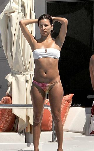 Eva Longoria Bikini Pictures