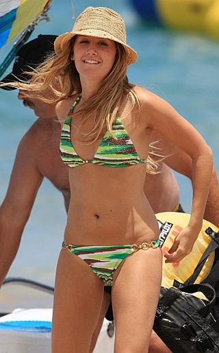 Ashley Tisdale Bikini Pictures