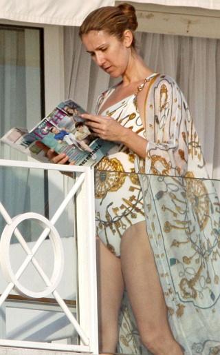 Celine Dion Bikini Pictures