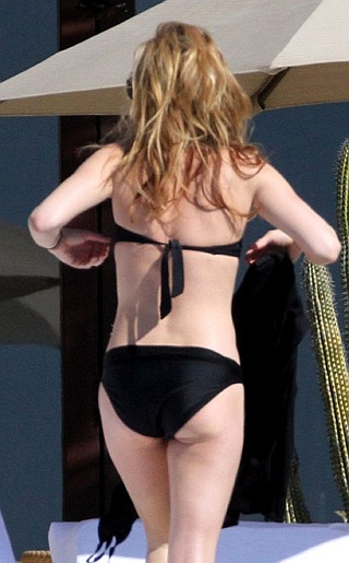 Cat Deeley Bikini Pictures