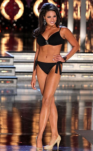 Miss America Pageant Bikini Pictures