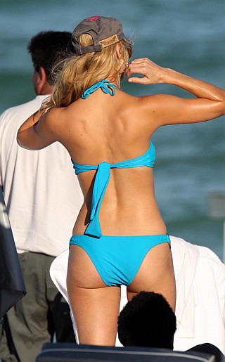 Stacy Keibler Bikini Pictures. Back by popular demand are more pictures of ...