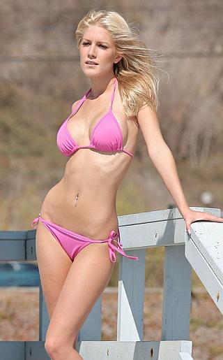 Heidi Montag Bikini Pictures