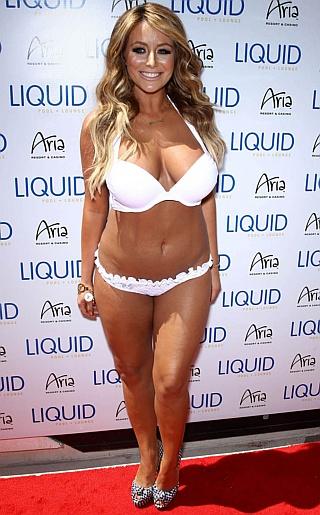 Aubrey Oday Bikini Pictures
