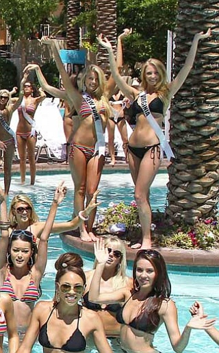 Miss USA Contestants Bikini Pictures