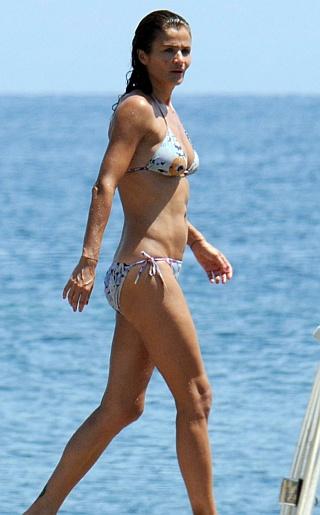 Helena Christensen Bikini Pictures