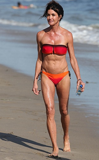 Janice Dickinson Bikini Pictures