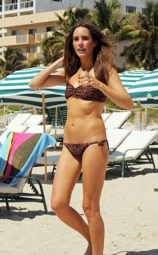 Louise Roe Bikini Pictures