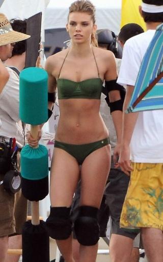 AnnaLynn McCord Bikini Pictures
