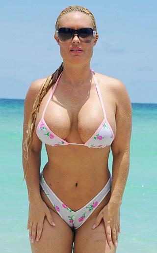 Coco Austin Bikini Pictures