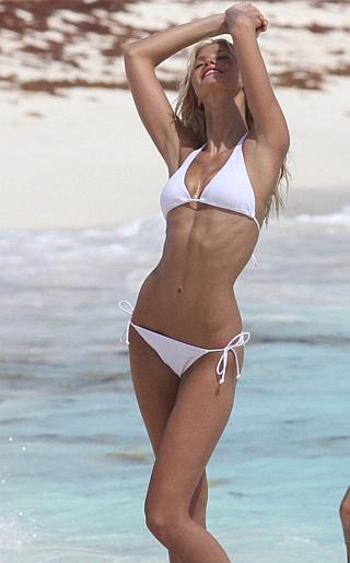 Erin Heatherton Bikini Pictures