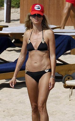 Heidi Klum Bikini Pictures