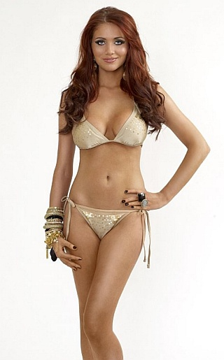 Amy Childs Bikini Pictures
