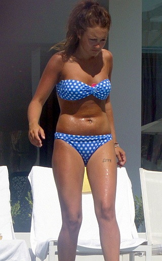 Lacey Turner Bikini Pictures