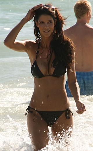 Micaela Schaefer Bikini Pictures