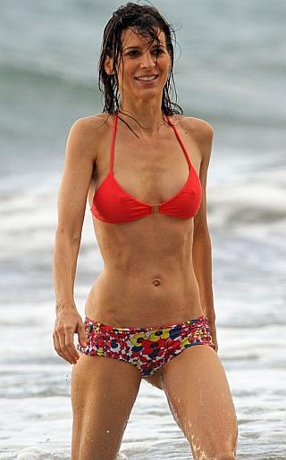 Perrey Reeves Bikini Pictures