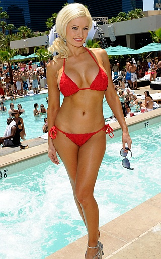 Holly Madison Bikini Pictures