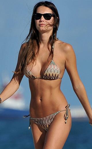 Behati Prinsloo Bikini Pictures