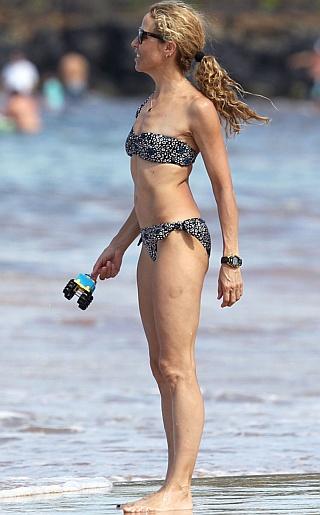 Sheryl Crow Bikini Pictures