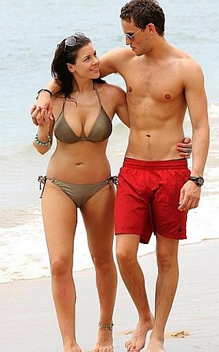 Imogen Thomas Bikini Pictures