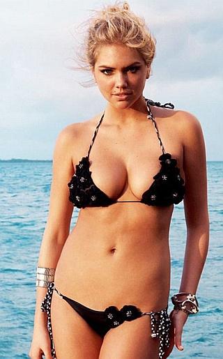 Kate Upton Bikini Pictures