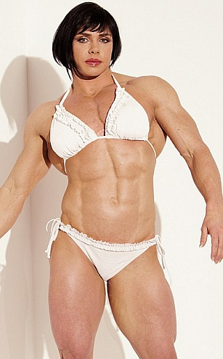 Rene Campbell Bikini Pictures