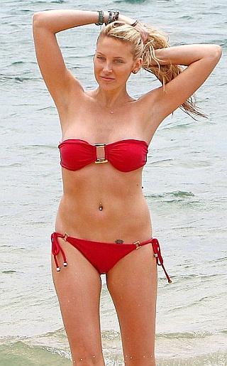 Stephanie Pratt Bikini Pictures