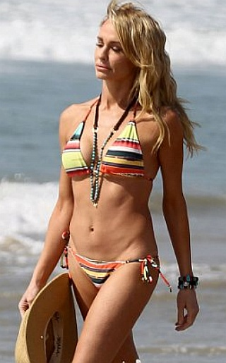 Taylor Armstrong Bikini Pictures