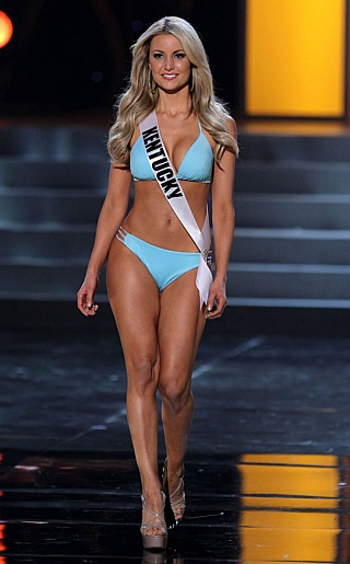 2012 Miss USA Bikini Competition Pictures