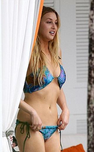 Whitney Port Bikini Pictures