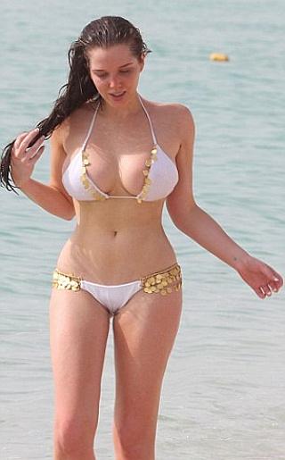 Helen Flanagan Bikini Pictures