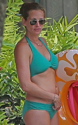 Julia Roberts Bikini Pictures